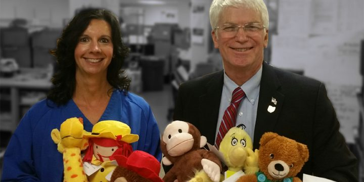 Van Wert County Hospital Donation