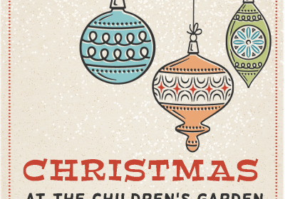 Optimist partners with Service Club to Host Van Wert Children's Christmas Garden