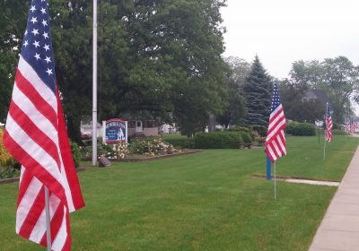 2021 Avenue of Flags